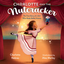 Charlotte and the Nutcracker Cover