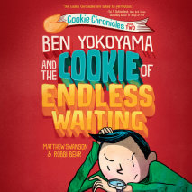 Ben Yokoyama and the Cookie of Endless Waiting Cover
