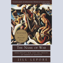The Name of War Cover