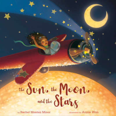 The Sun, the Moon, and the Stars cover