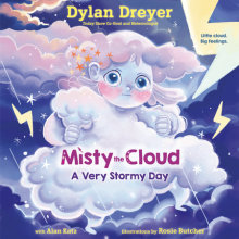 Misty the Cloud: A Very Stormy Day Cover