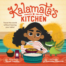 Kalamata's Kitchen Cover