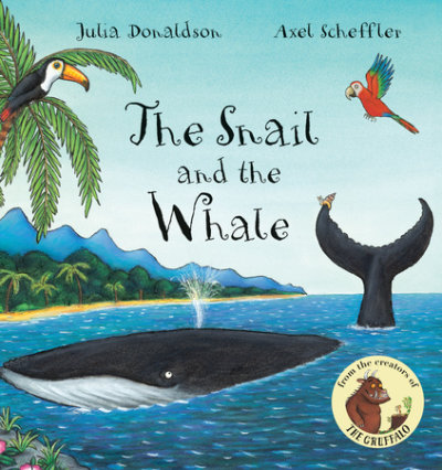 The Snail and the Whale cover