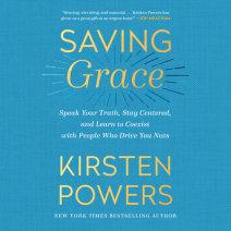 Saving Grace Cover