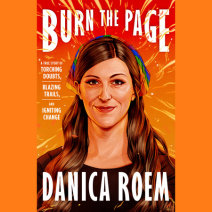 Burn the Page Cover