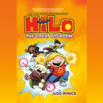 Hilo Book 3: The Great Big Boom Cover