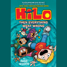 Hilo Book 5: Then Everything Went Wrong Cover