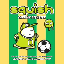 Squish #4: Captain Disaster Cover