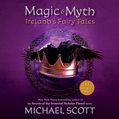 Magic and Myth cover