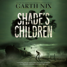 Shade's Children Cover