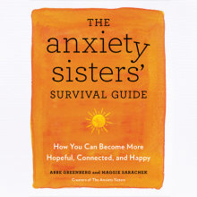 The Anxiety Sisters' Survival Guide Cover