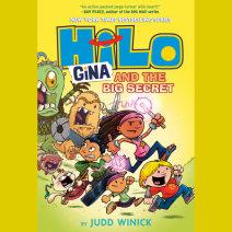 Hilo Book 8: Gina and the Big Secret Cover