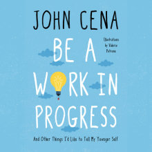 Be a Work in Progress Cover