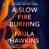 A Slow Fire Burning cover small