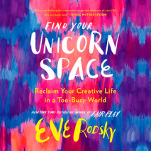 Find Your Unicorn Space Cover