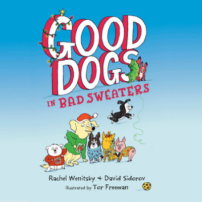 Good Dogs in Bad Sweaters cover