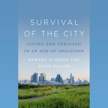 Survival of the City Cover
