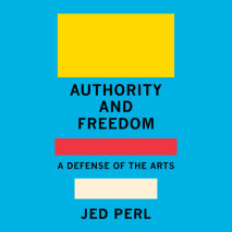 Authority and Freedom Cover
