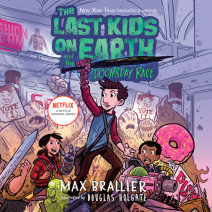The Last Kids on Earth and the Doomsday Race Cover