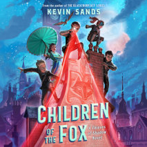 Children of the Fox Cover