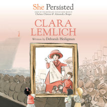 She Persisted: Clara Lemlich Cover