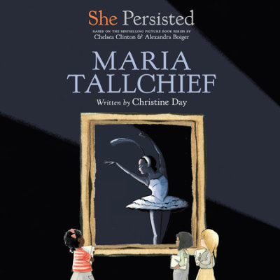 She Persisted: Maria Tallchief cover