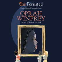 She Persisted: Oprah Winfrey Cover