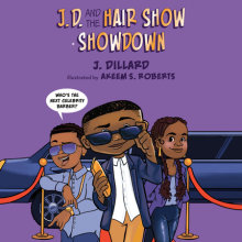 J.D. and the Hair Show Showdown Cover