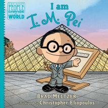 I am I. M. Pei Cover