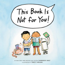 This Book Is Not for You! Cover