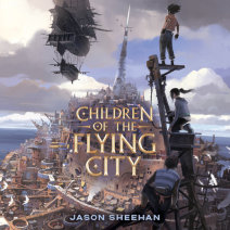 Children of the Flying City Cover