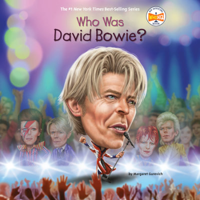 Who Was David Bowie? cover