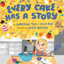 Every Cake Has a Story Cover
