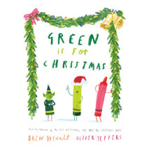 Green Is for Christmas Cover
