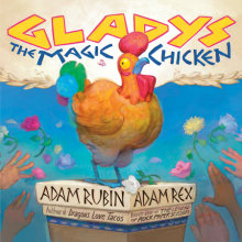 Gladys the Magic Chicken Cover