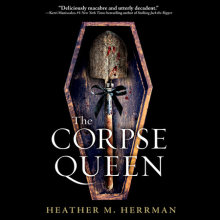 The Corpse Queen Cover