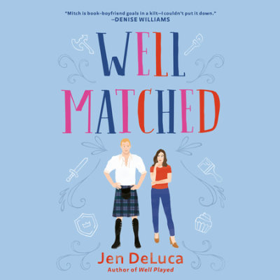 Well Matched cover