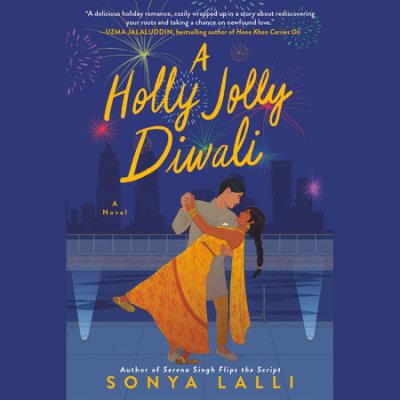 A Holly Jolly Diwali cover