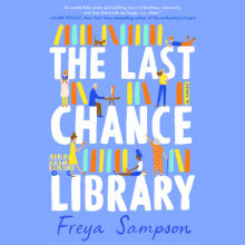 The Last Chance Library Cover