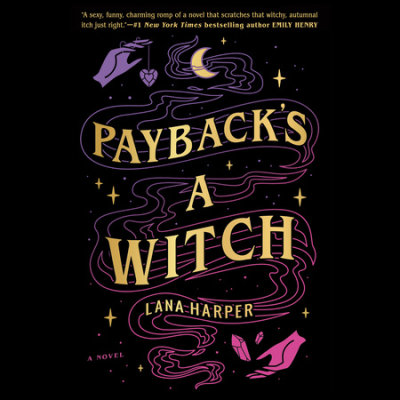 Payback's a Witch cover