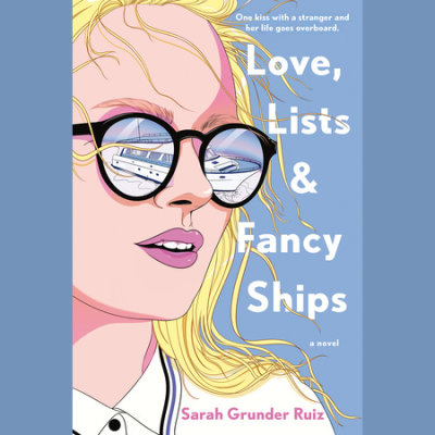 Love, Lists, and Fancy Ships cover