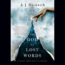 The God of Lost Words Cover