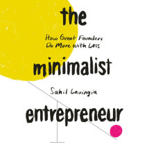 The Minimalist Entrepreneur Cover