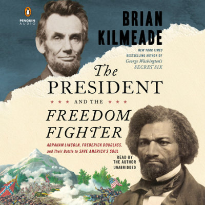 The President and the Freedom Fighter cover