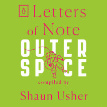 Letters of Note: Outer Space Cover