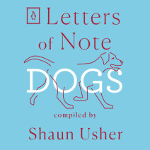 Letters of Note: Dogs Cover