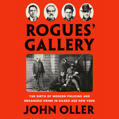 Rogues' Gallery cover