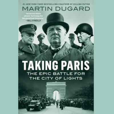Taking Paris cover