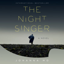 The Night Singer Cover
