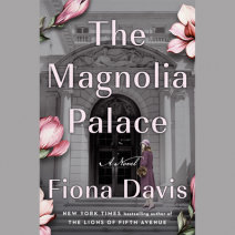 The Magnolia Palace Cover